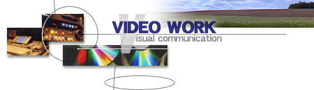VIDEO WORK - visual communication